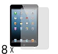 Premium Clear Screen Protector for iPad mini 3 iPad mini 2 iPad mini (8 pcs)