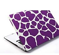 """Lila Unregelmäßige Muster Muster Kunststoff-Schutzhülle Hartschale MacBook Air 13 """""""
