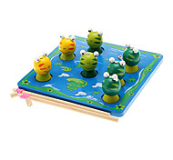 Creative 3D Frog Catching Magnetic Toy