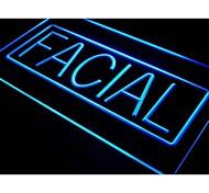 i454 Facial Shop Beauty Salon Display Neon Light Sign