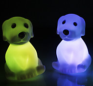 Dog Rotocast Color-changing Night Light