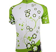 Getmoving Women's Cycling Tops / Jerseys Short Sleeve Bike Summer Breathable / Quick Dry White S / M / L / XL / XXL / XXXL