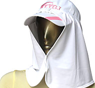Máscara TTYGJ White Golf Seda de hielo
