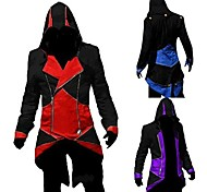 Inspired by Video Game Assassinator Hoodie Cosplay Costume