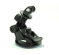 Egamble Mini Plastic Camera Stand Holder with Suction Cup for Gopro Hero 3+ /3 /2