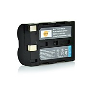 DSTE 7.4V 2300mAh D-LI50/NP400 batería para Pentax K10D K20D KONICA a-7 DIGITAL Dynax 5D Cámara
