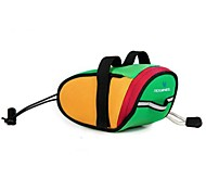 Cycling Nylon Waterproof Bike/Bicycle Colorful Saddle Bag