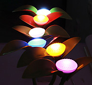 Lotus Shape Colorful ABS LED Night Light
