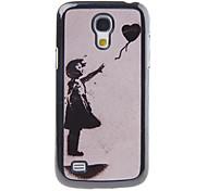 Vamos Balão Coração Go Decal padrão plástico rígido caso capa Voltar para Samsung Galaxy S4 Mini I9190