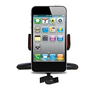 In Car Cd Slot Mount Holder with 57mm to 90mm Width Adjustable Holder for Samsung&iPhone Cell Phones