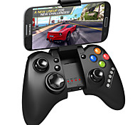 Gamepad IPEGA PG-9021 Bluetooth V3.0 para iPhone/iPod/iPad/Samsung/HTC/MOTO/ e Mais - Preto