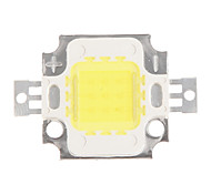 LED 10W 800-900LM High Power integrato 6000-6500K bianco freddo DC9-12V 900uA