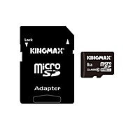 genuino Kingmax micro scheda SD / SDHC con adattatore SD card (8gb/class 10)