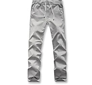 Men's Chinos/Sweatpants , Casual/Sport Pure Cotton