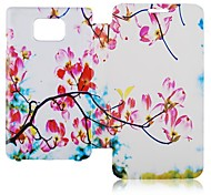 Wintersweet Patroon Full Body Case voor Samsung Galaxy S2 I9100