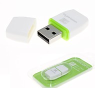 SIYOTEAM-SY-T2 Universal USB 2.0 Plastic Card Reader for TF MicroSD Card