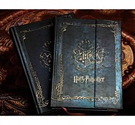 annata notebook magia harry diario libro con copertina rigida agenda notepad pianificatore \\