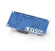 LED Power Driver Constant Voltage / Current Adjustable Module - Blue And Black