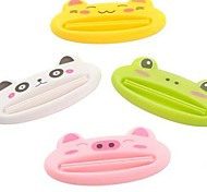 Cartoon Toothpaste Squeezer,Creative Household Products (Random Color)