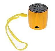 S-Y18 Hi-Fi MiNi Speaker Micro SD TF  for iPhone Samsung and Other Cellphone(Assorted Color)