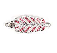Alloy Leaf Shape DIY Charms Pendants for Bracelet & Necklace
