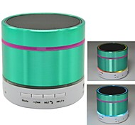 Mini Bluetooth V3.0 Speaker With Mic / TF Slot / FM Radio