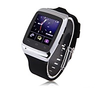 ZGPAX S15 Wearable Smartwatch,Camera Message Media Control/Hands-Free Calls/2MP Camera for Android/iOS