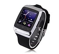 zgpax s15 draagbare SmartWatch, camera boodschap media control / handsfree bellen / 2 megapixel camera voor android / ios