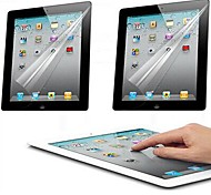 2 in 1 HD Lamination and Grind Arenaceous Film Screen Protector with Cleaning Cloth for iPad 2/3/4