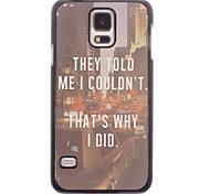 Why I Did Aluminium Hard Case for Samsung Galaxy S5 I9600