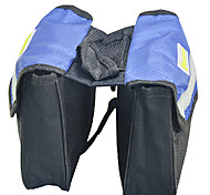 BOODUN Small Size Blue Waterproof Nylon Bike Bicycle Frame Bag