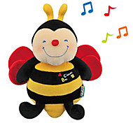 A Singing & Laughing Funny Bee Toy