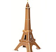 Educational Toys Famous Construction Building Model Eiffel Tower 3D puzzles(20PCS)