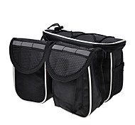 ACACIA 4-in-1 600D High Density Woven Fabric Black Muti-functional Bike Frame Bag