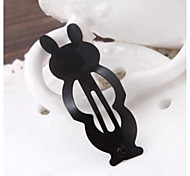 Rabbit Kid's Barrettes Hair Jewelry