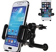 voiture évents téléphone mobile clip support pour l'iphone / Samsung / autres téléphones portables