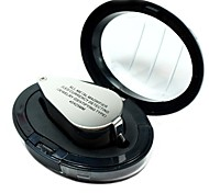 ZW9890 40X All-Metal High-resolution Magnifying Glass Magnifier Microscope With LED Currengy Detecting