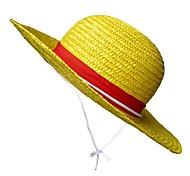One Piece Monkey D. Luffy 2 Years Later Cosplay Cap