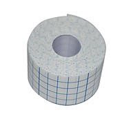 Sports Outdoor 5cm x 10m Non Woven Cover-Roll Stretch Adhesive Bandage Gauze Dressing