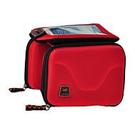 ACACIA EVA+600D Anti-Scraping Fabric Red Bike Frame Bag