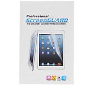 screen protector met een reinigingsdoekje voor de Samsung Galaxy Tab P1000
