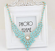 Alloy/Resin Necklace Pendant Necklaces Party/Casual 1pc