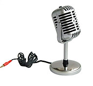 PC-058 Professional Wired Kalaok Voice Chat Handheld Microphone