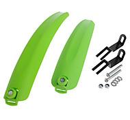 ACACIA alta qualidade plástico verde da bicicleta Fender
