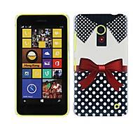 Blue Stripe Shirt Hard Back Case for Nokia Lumia 630