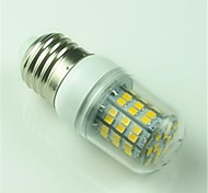 E14 / E26/E27 5 W 60 SMD 2835 500 LM Warm White T Decorative Corn Bulbs AC 220-240 V
