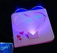 coway scheda multi messaggio funzionale emettitori di luce led lavagna luminosa (colore casuale, 220v)