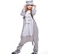 New Cosplay Totoro Polar Fleece Adult Kigurumi Pajama (without Slippers)