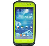 Waterproof Superproof Dirtproof Snowproof Shockproof Case for Samsung Galaxy S4
