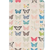 Smart Colorful Butterfly Case for iPad mini 3, iPad mini 2, iPad mini